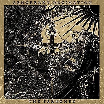 Afskyelige decimering - Pardoner [Vinyl] USA importerer