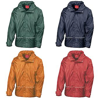 Result Junior & Youth Childrens Waterproof 2000 Pro-Coach Jacket