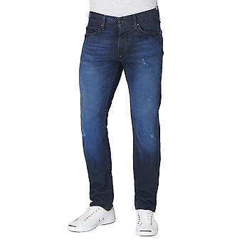 Ware religie Dean slanke Blue Jeans