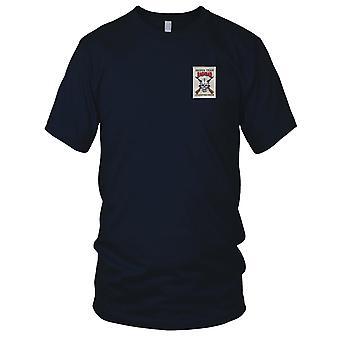US Armee - Sniper Team Bagdad gestickt Patch - Herren-T-Shirt