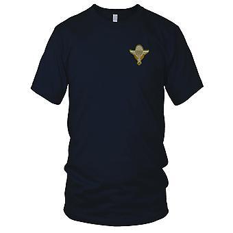 ARVN Airborne Fallschirm Flügel - militärische Abzeichen Vietnamkrieg gestickt Patch - Herren-T-Shirt