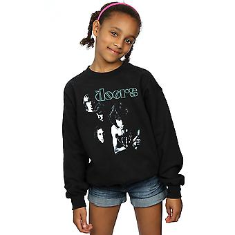 The Doors Girls Light Photo Sweatshirt