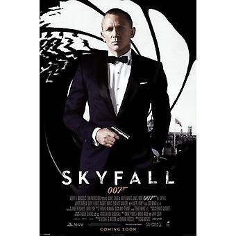 James Bond - Skyfall jeden arkusz plakat Poster Print