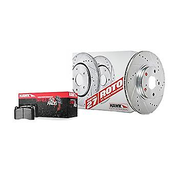 Kit de Rotor/Pad secteur 27 Hawk Performance (HK4026.183B)
