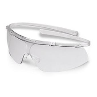 Uvex 9172-881 Super G Silver Mirror Optidur Nc Safety Spectacles