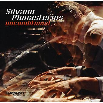 Silvano Monasterios - Unconditional [CD] USA import