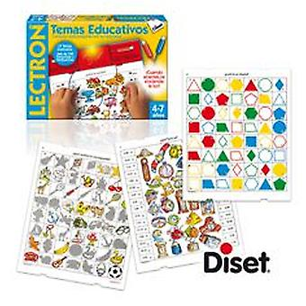 Diset Lectron Educational Issues (Babies and Children , Toys , Educative And Creative)
