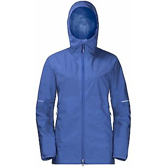 Jack Wolfskin Womens Sierra Pass Waterproof Jacket Extremely Breathable