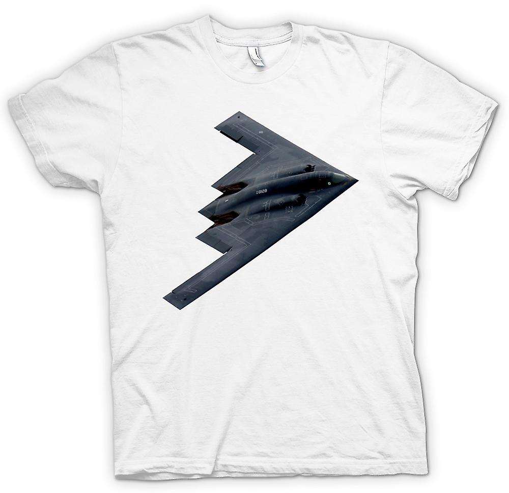 Kvinner t-skjorte - Northrop Grumman B-2 ånd - B2 Bomber