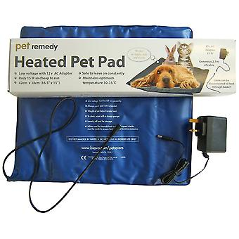 Pet Remedy Low Voltage Heated Pad for Dog and Cat (42x38cm) 15w