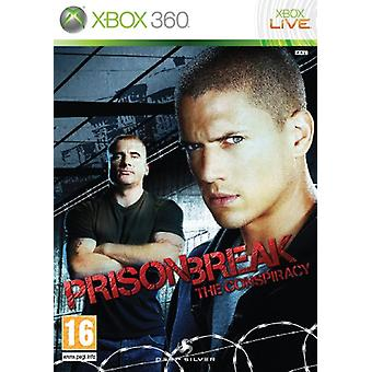 Prison Break The Conspiracy (Xbox 360) - Factory Sealed