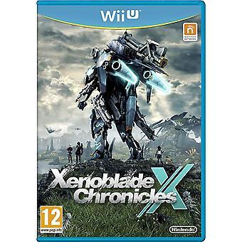 ゼノブレイド クロニクル X 任天堂 Wii U ゲーム