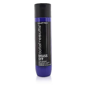 Matrix Total Results Brass Off Color Obsessed Conditioner - 300ml/10.1oz
