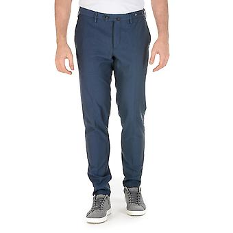 Pt01 Mens Pants Blue Business