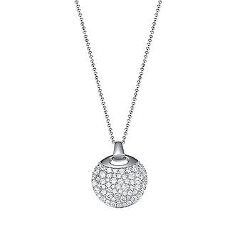 Joop ladies necklace necklace silver cubic zirconia Demi JPNL90675A420