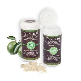 Deep Cleansing - Green argiletz clay face mask 40ml