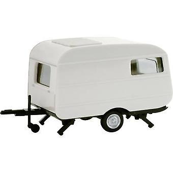 Herpa 053099 H0 Qek Junior caravan