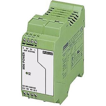 Phoenix Contact MINI-PS-100-240AC/24DC/4 rotaie PSU (DIN) 24 Vdc, 4 A 96 W 1 x