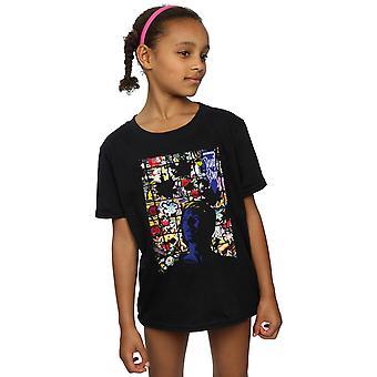 David Bowie Girls Tonight Album Cover T-Shirt