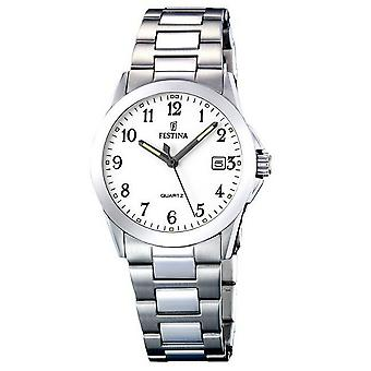 FESTINA - ladies Bracelet Watch - F16377/1 - classical music - classical music