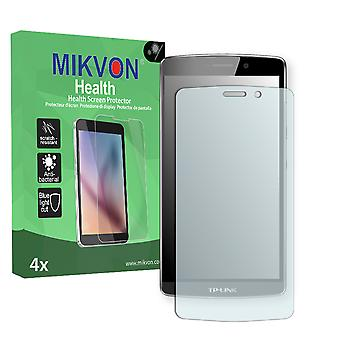 TP-Link Neffos C5 Max Screen Protector - Mikvon Health (Retail Package with accessories)