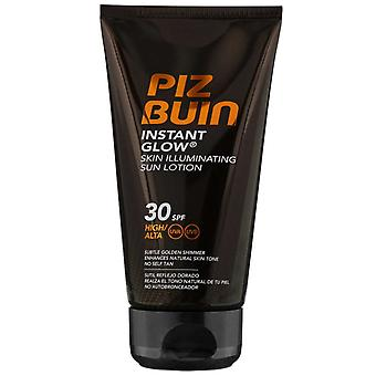 Piz Buin Instant Glow Skin Illuminating Sun Lotion SPF30 150 ml