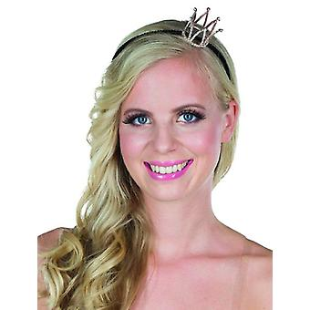 Princess hair band with mini Crown accessory Carnival Queen