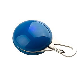 DIGIFLEX Hi-Vis blinken Sicherheitslicht für Haustier Kragen in blau