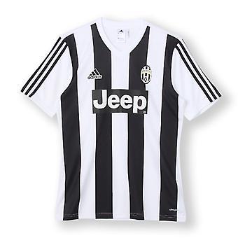 2015-2016 Juventus Adidas Home Supporters Replica Shirt