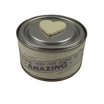 East of India Thank You For Being So Amazing Gift Candle