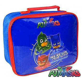 Kinder PJ-Masken-Lunch-Bag isolierte Kühltasche Boys' School Snack Träger