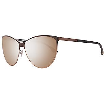 Diesel sunglasses ladies gold