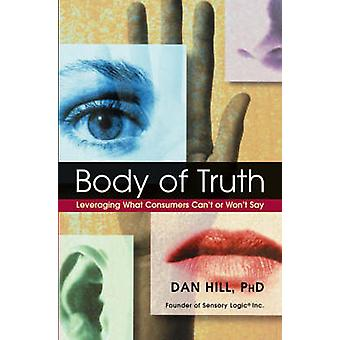 Body of Truth - Leveraging What Consumers Can't or Won't Say by Dan Hi
