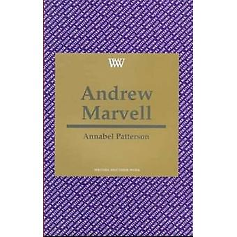 Andrew Marvell by Annabel Patterson - 9780746307151 Book