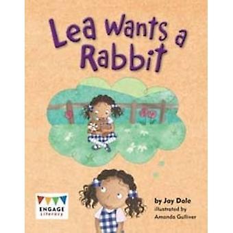 Léa quer um coelho por Jay Dale - 9781406265347 livro