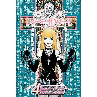 Death Note - 4 von Tsugumi Ohba - Takeshi Obata - 9781421503318 Buch