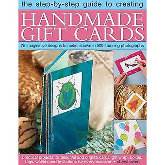Step-by-Step Guide to Creating Handmade Gift Cards by Cheryl Owen - 9
