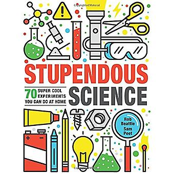 Stupendous Science by Rob Beattie - 9781784938468 Book