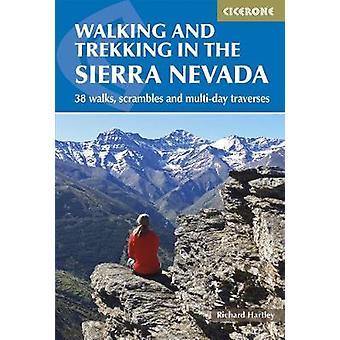 Wandelen en wandelen in de Sierra Nevada door Richard Hartley - 978185