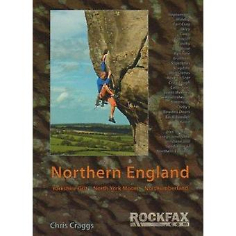 Northern England by Chris Craggs - 9781873341711 Book
