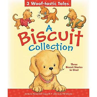 A Biscuit Collection - 3 Woof-tastic Tales - 3 Biscuit Stories in 1 Pad