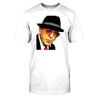 Telly Savalas Portrait Kids T Shirt