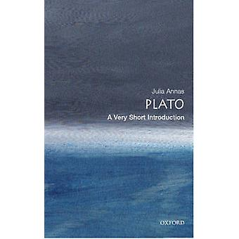 Plato - A Very Short Introduction by Julia Annas - 9780192802163 Book
