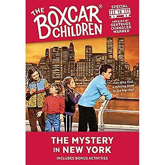 The Mystery in New York (Boxcar Children Special)