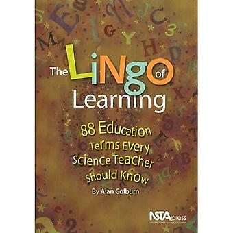 Lingo of Learning 88 Education Terms Every Science Teacher Should Know
