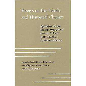 Uppsatser familj/Hist förändring #17 (Walter Prescott Webb Memorial föreläsningar)