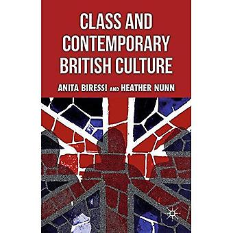 Class and Contemporary British Culture 2013