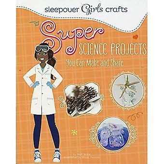 Pidżama Party Girls rzemiosła: Super nauka projekty, które można wprowadzić i udział