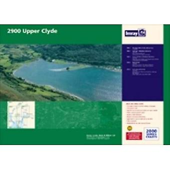 Imray Chart Pack 2900 2013: Upper Clyde (Imray Charts Packs 2000)