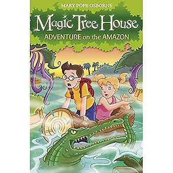 Magic Tree House 6: Adventure on the Amazon (Magic Tree House)